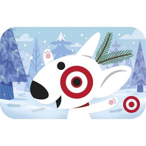 Bullseye Antlers Target GiftCard - image 1 of 1