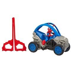Marvel Spider-Man Rip-N-Go Spider-Ham Stunt Vehicle