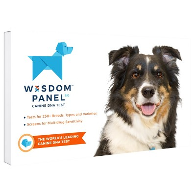 Wisdom Panel Breed Identification DNA Test Kit