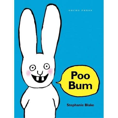Poo Bum - by  Stephanie Blake (Hardcover) - image 1 of 1