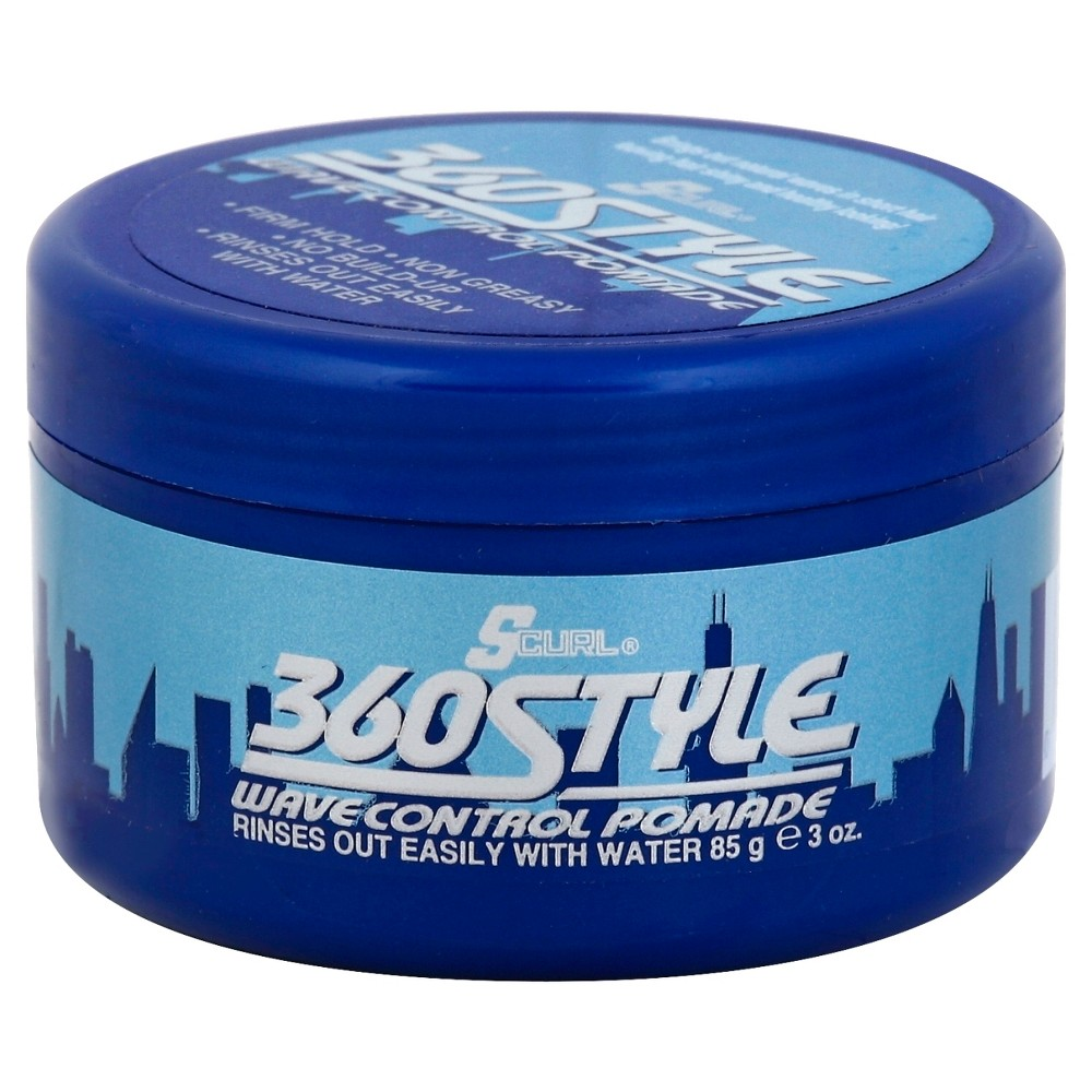 Image of Luster's SCurl 360 Style Wave Control Pomade - 3oz