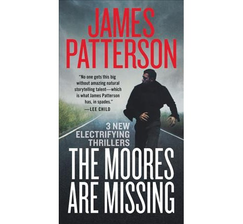 Moores Are Missing -  (Bookshots) by James Patterson (Paperback) - image 1 of 1