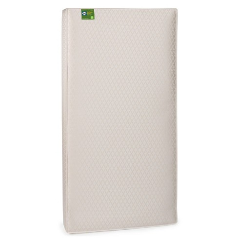 Sealy Soybean Plush Foam Core Crib And Toddler Mattress Target