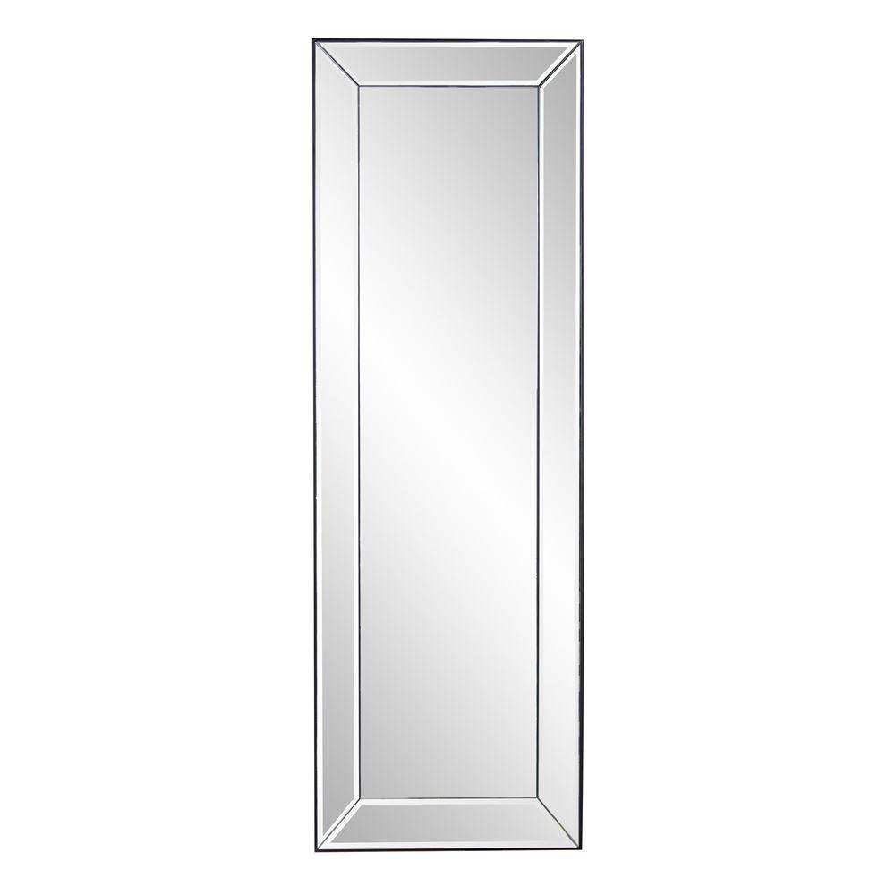 Rectangle Howard Elliot Vogue Decorative Wall Mirror - Howard Elliott, Clear