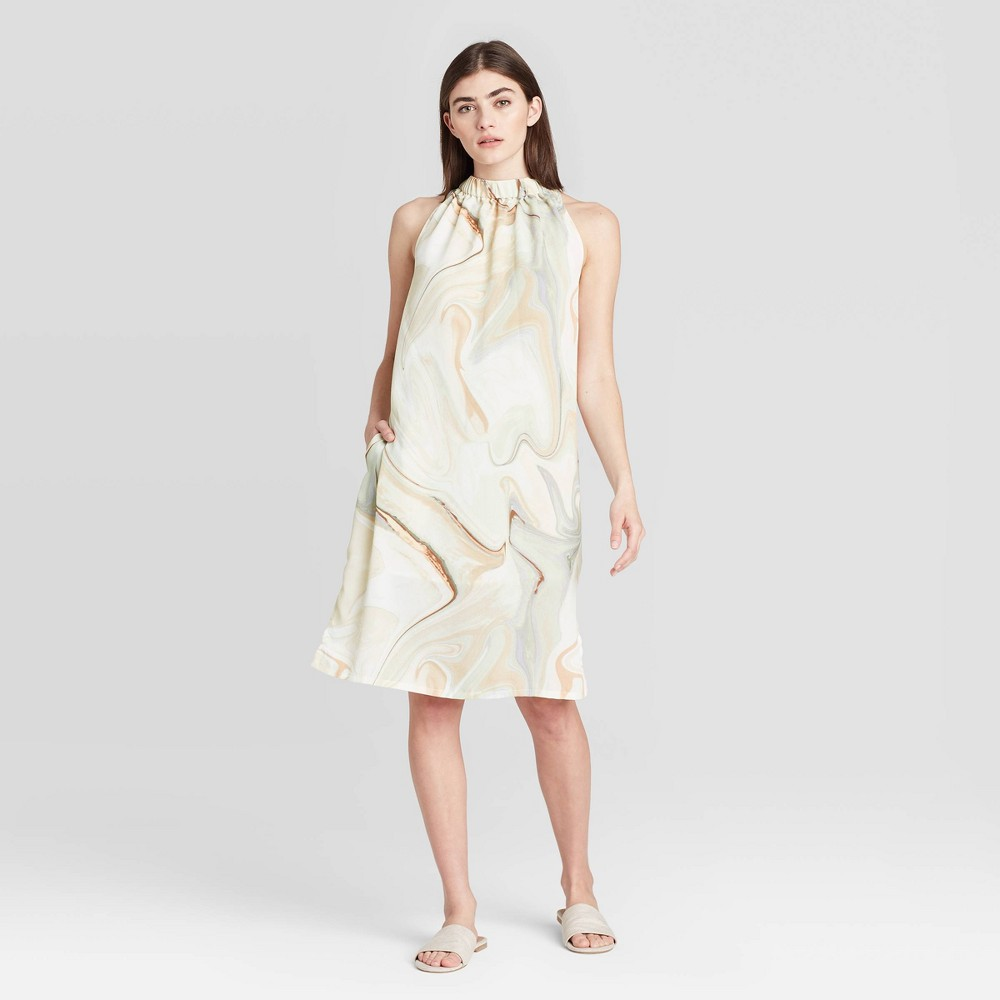 Women's Printed Sleeveless Dress - Prologue White S was $27.99 now $19.59 (30.0% off)