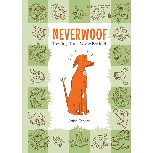 Neverwoof - by  Gabe Jensen (Hardcover) - image 1 of 1