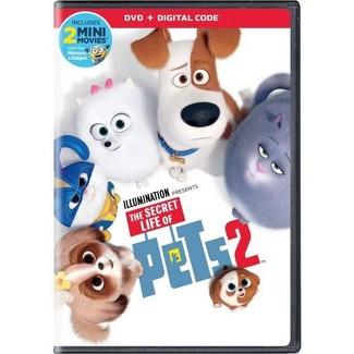 The Secret Life Of Pets 2 (DVD) : Target
