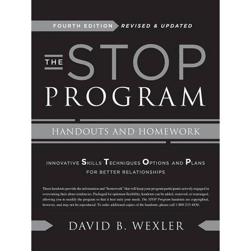The Stop Program - by  David B Wexler (Paperback) - image 1 of 1