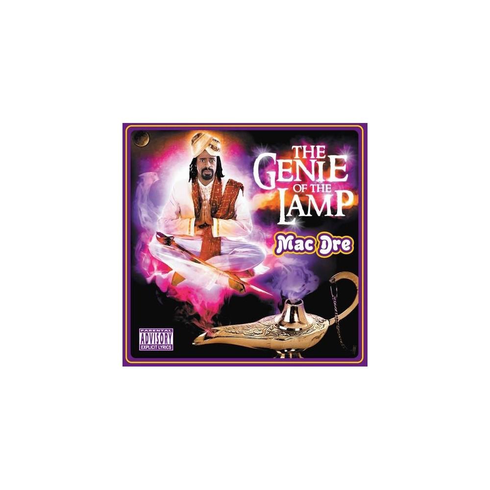 Mac Dre - Genie Of The Lamp (Vinyl)