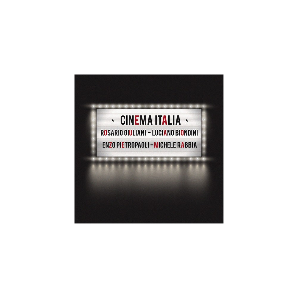 Rosario Giuliani - Cinema Italia (CD)