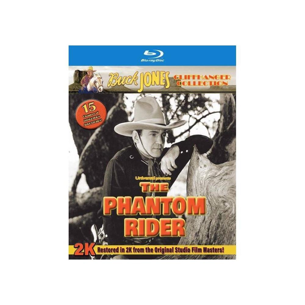 The Phantom Rider Blu Ray