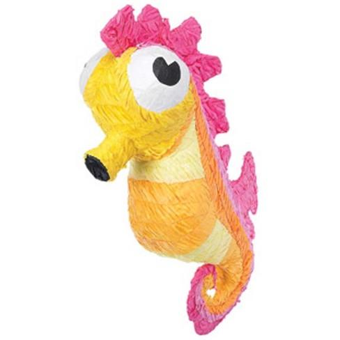 Seahorse Pinata Kit Orange - image 1 of 1