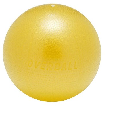 Gymnic Softgym Over Red Low Impact Training Ball - Yellow