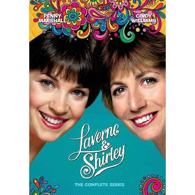Laverne & Shirley: The Complete Series (DVD)(2018)