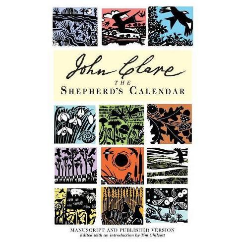 The Shepherd's Calendar - by  John Clare (Paperback) - image 1 of 1