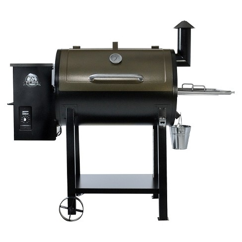 Pit Boss Deluxe Wood Pellet Grill - image 1 of 21