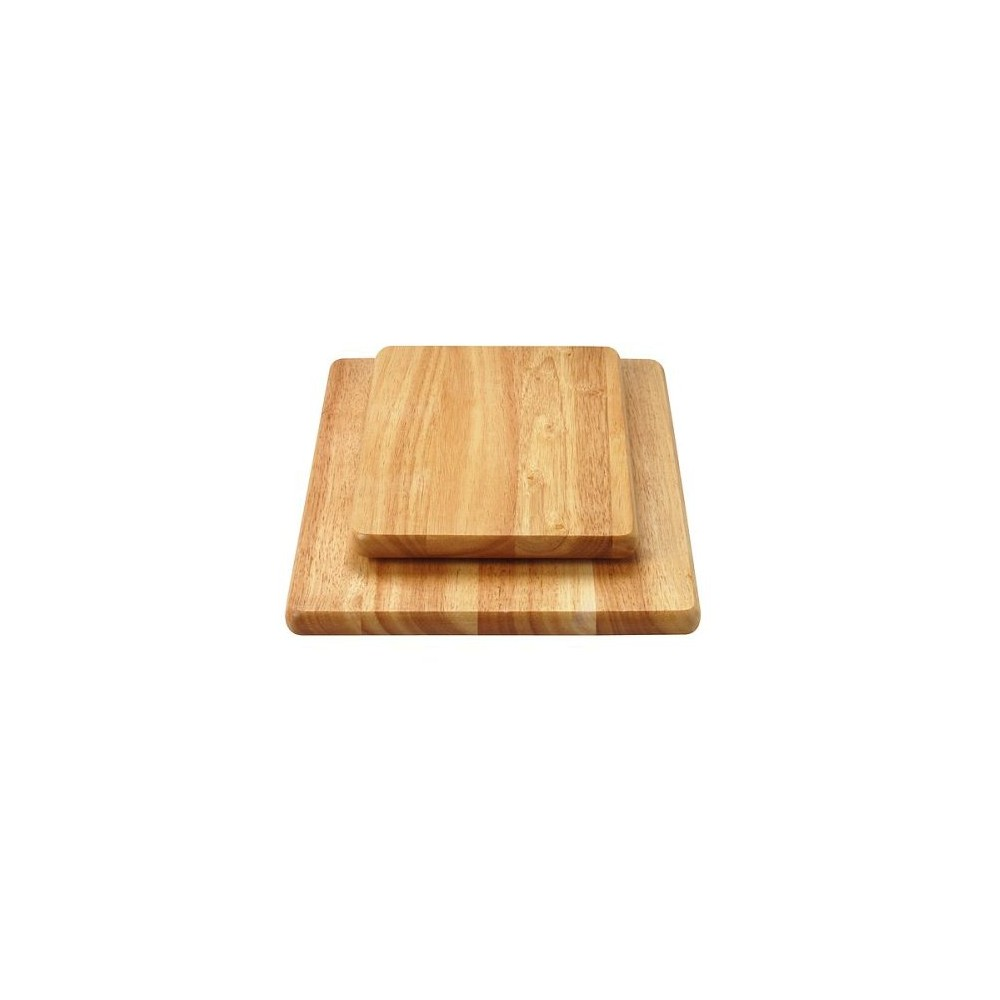 Image of Architec 2pk Specialty Kitchen Non-Slip Wood Cutting Boards