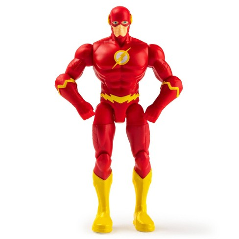 """DC Comics The Flash 4"""" Action Figure with 3 Mystery Accessories, Adventure 2 - image 1 of 3"""