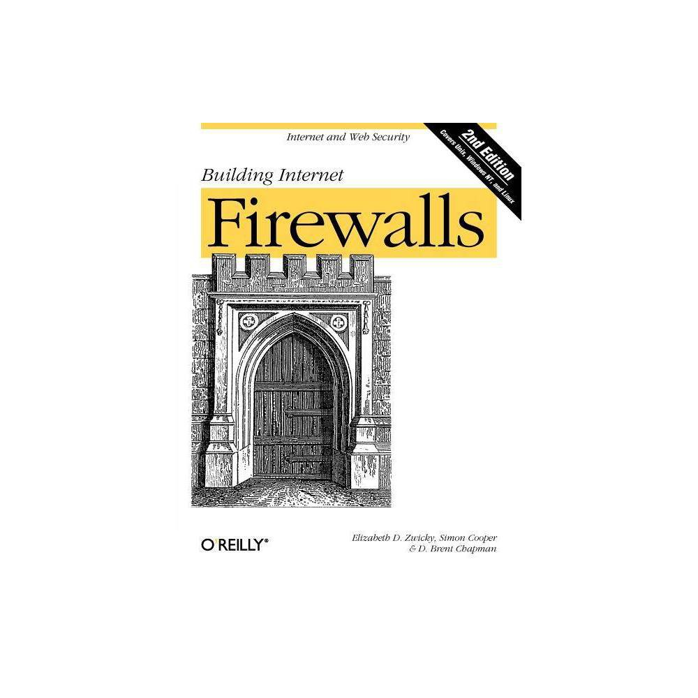 Building Internet Firewalls - 2 Edition by Elizabeth D Zwicky & Simon Cooper & D Brent Chapman In the five years since the first edition of this classic book was published, Internet use has exploded. The commercial world has rushed headlong into doing business on the Web, often without integrating sound security technologies and policies into their products and methods. The security risks--and the need to protect both business and personal data--have never been greater. We've updated Building Internet Firewalls to address these newer risks. What kinds of security threats does the Internet pose? Some, like password attacks and the exploiting of known security holes, have been around since the early days of networking. And others, like the distributed denial of service attacks that crippled Yahoo, E-Bay, and other major e-commerce sites in early 2000, are in current headlines. Firewalls, critical components of today's computer networks, effectively protect a system from most Internet security threats. They keep damage on one part of the network--such as eavesdropping, a worm program, or file damage--from spreading to the rest of the network. Without firewalls, network security problems can rage out of control, dragging more and more systems down. Like the bestselling and highly respected first edition, Building Internet Firewalls, 2nd Edition, is a practical and detailed step-by-step guide to designing and installing firewalls and configuring Internet services to work with a firewall. Much expanded to include Linux and Windows coverage, the second edition describes: Firewall technologies: packet filtering, proxying, network address translation, virtual private networks Architectures such as screening routers, dual-homed hosts, screened hosts, screened subnets, perimeter networks, internal firewalls Issues involved in a variety of new Internet services and protocols through a firewall Email and News Web services and scripting languages (e.g., Http, Java, JavaScript, Ac