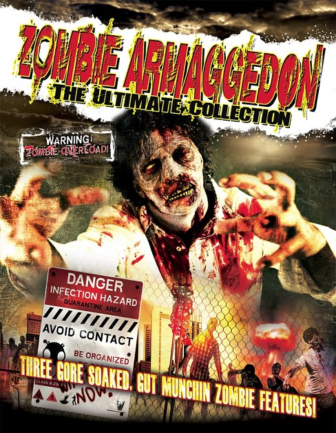Zombie armageddon:Ultimate collection (DVD) - image 1 of 1