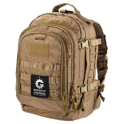 Barska GX-500 Crossover Utility Backpack - Brown