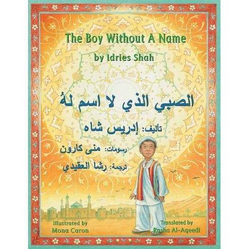The Boy Without a Name - (Hoopoe Teaching-Stories) by  Idries Shah (Paperback) - image 1 of 1