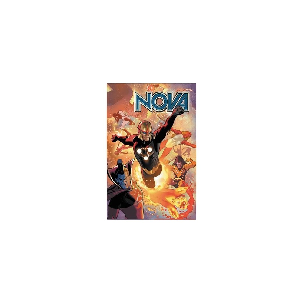 Nova the Complete Collection 2 - by Dan Abnett & Andy Lanning (Paperback)