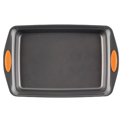 Rachael Ray Bakeware 9  x 13  Rectangle Cake Pan