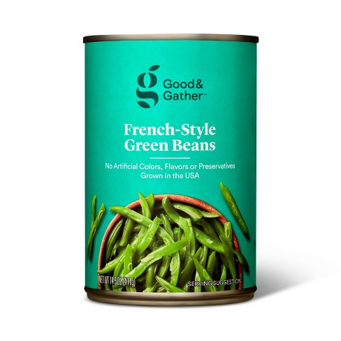 French Style Green Beans 14.5oz - Good & Gather™ - image 1 of 2