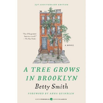 A Tree Grows in Brooklyn - (Perennial Classics) by  Betty Smith (Paperback)