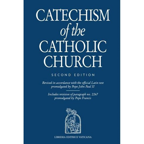 Catechism of the Catholic Church, English Updated Edition - (Paperback) - image 1 of 1