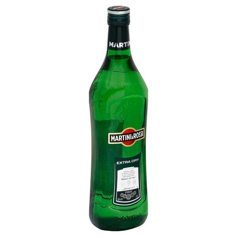Martini & Rossi® Extra Dry Vermouth - 750mL Bottle - image 1 of 1