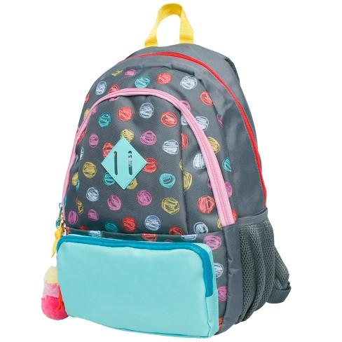 Kids Backpack Scribble Dot 17 Cat Jack Target