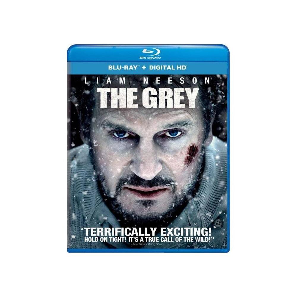 The Grey Blu Ray 2015