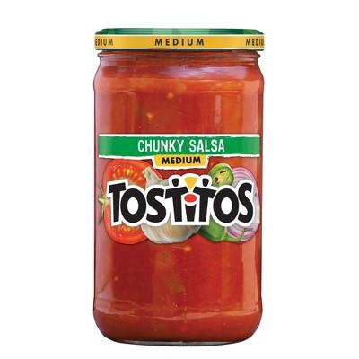 Tostitos Medium Chunky Salsa - 24oz