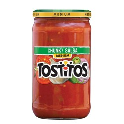 Tostitos Medium Chunky Salsa - 24oz