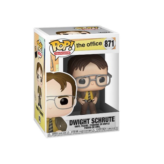 Funko POP! Television: The Office - Dwight Schrute image number null