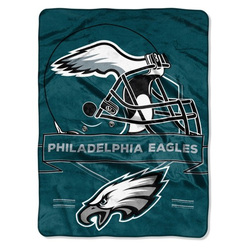 3dff2c56d1d NFL Philadelphia Eagles Raschel Throw Blanket   Target