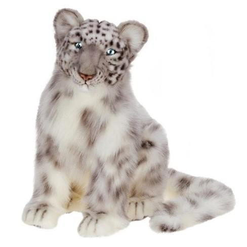 Hansa Snow Leopard Cub Plush Toy Target