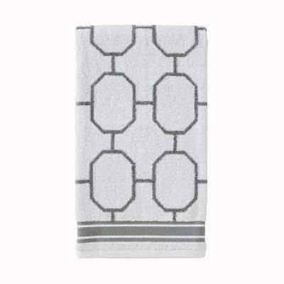 Vern Yip Lithgow Bath Towel Gray - SKL Home