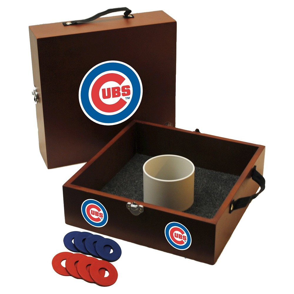 MLB Chicago Cubs Wild Sports Washer Toss