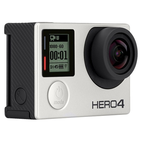 GoPro HERO4 Silver : Target