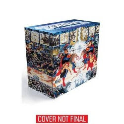 Crisis on Infinite Earths Box Set - by  Marv Wolfman (Hardcover)