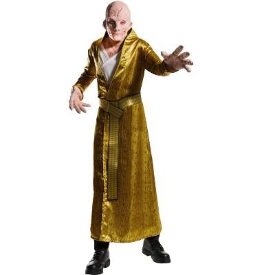 Rubie's Star Wars Episode VIII - The Last Jedi Deluxe Men's Supreme Leader Snoke Costume XL