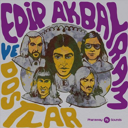 Edip akbayram - Singles overview 1974-1977 (CD) - image 1 of 1