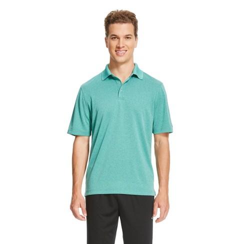 Men's Polo Shirt Emerald Night S - C9 Champion® - image 1 of 1