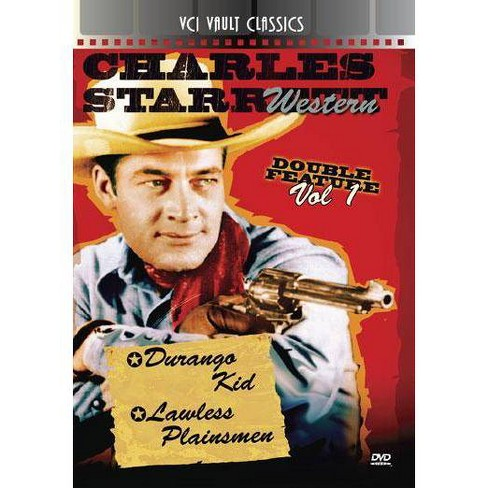 Charles Starrett Western Double Feature Volume 1 (DVD) - image 1 of 1