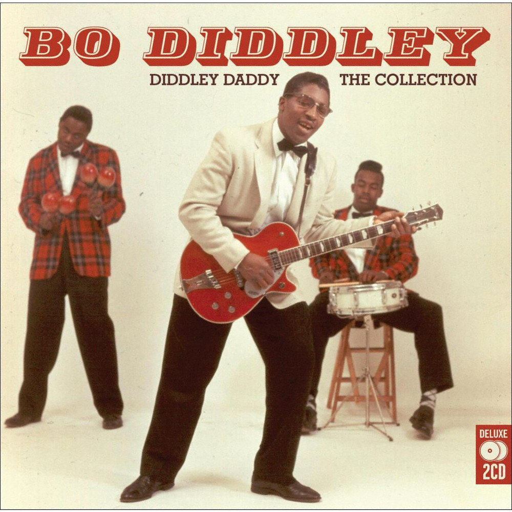 Bo Diddley - Diddley Daddy:Collection (CD)