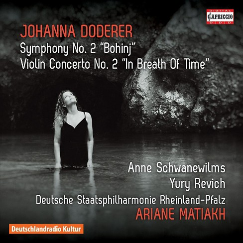 Deutsche staatsphilh - Doderer:Sym no 2 bohinj/Violin cto no (CD) - image 1 of 1