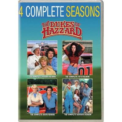 The Dukes of Hazzard: Seasons 4-7 (DVD)(2018)
